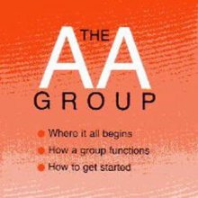 The AA Group from Alcoholics Anonymous (Great Britain) Ltd