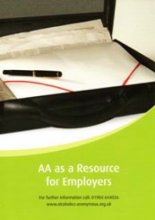 AA as a Resource for Employers from Alcoholics Anonymous (Great Britain) Ltd