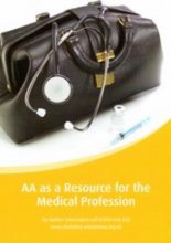 AA as a resource for the Medical Profession from Alcoholics Anonymous (Great Britain) Ltd