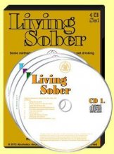 Living Sober Audio Edition 4 CD Set from Alcoholics Anonymous (Great Britain) Ltd