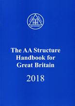 The AA Structure Handbook for Great Britain from Alcoholics Anonymous (Great Britain) Ltd