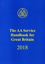 The AA Service Handbook for Great Britain from Alcoholics Anonymous (Great Britain) Ltd