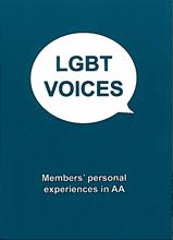 LGBT Voices from Alcoholics Anonymous (Great Britain) Ltd