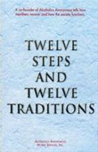 Twelve Steps and Twelve Traditions: LARGE PRINT from Alcoholics Anonymous (Great Britain) Ltd