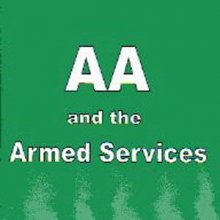 AA and the Armed Services from Alcoholics Anonymous (Great Britain) Ltd