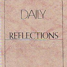 Daily Reflections from Alcoholics Anonymous (Great Britain) Ltd