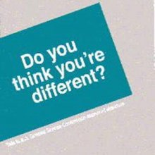 Do you think you`re different? from Alcoholics Anonymous (Great Britain) Ltd