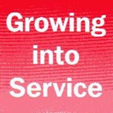 Growing into Service from Alcoholics Anonymous (Great Britain) Ltd