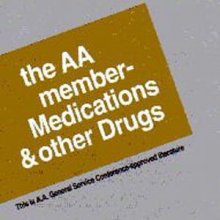 The AA Member - Medication and Other Drugs from Alcoholics Anonymous (Great Britain) Ltd