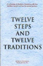 Twelve Steps and Twelve Traditions (Soft Cover) from Alcoholics Anonymous (Great Britain) Ltd