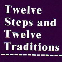 Twelve Steps and Twelve Traditions (Regular) from Alcoholics Anonymous (Great Britain) Ltd