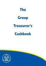 The Group Treasurer`s Cashbook from Alcoholics Anonymous (Great Britain) Ltd